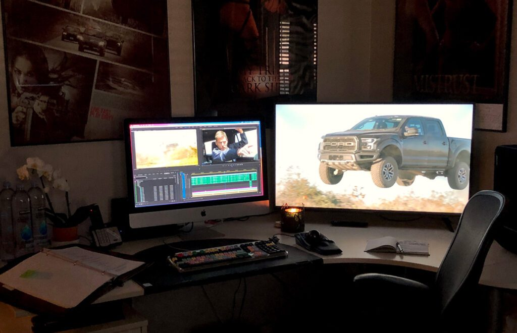 How to Set Up Your Edit Workstation