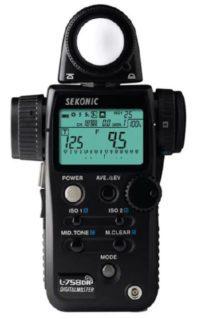Sekonic meter