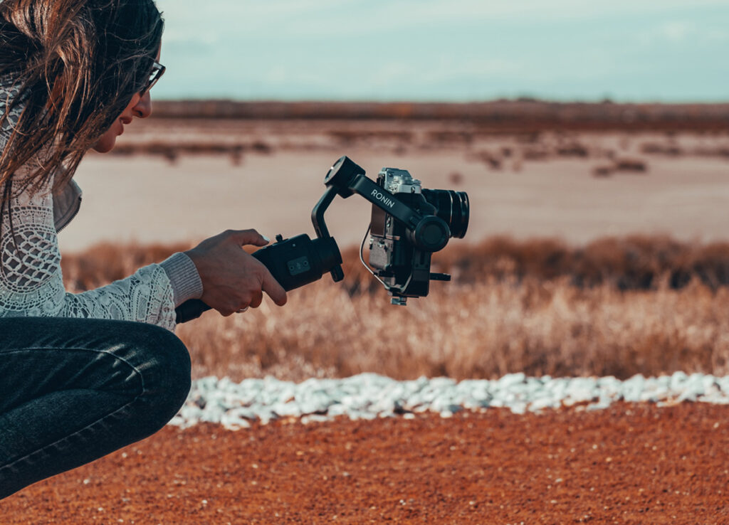 Camera Angles - 4 Ways to use your camera