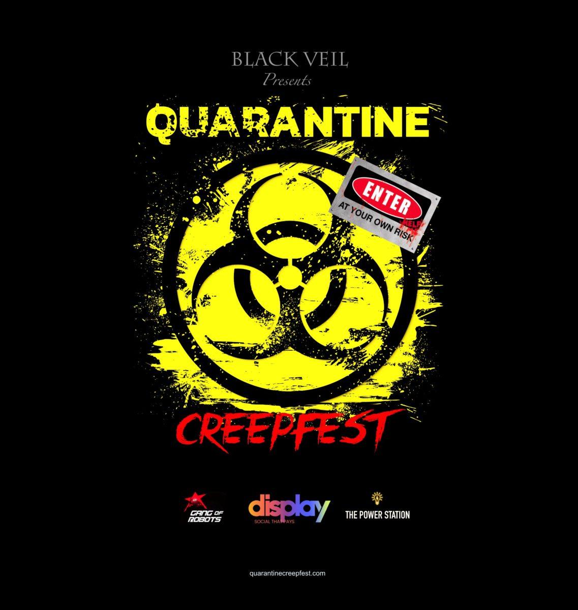 Quarantine Creepfest!