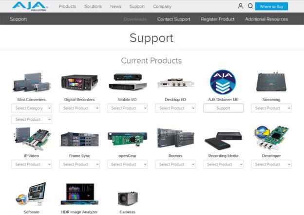 AJA Desktop Software v16.1 Debuts With Native Apple® M1 Support
