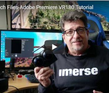 Adobe Premiere Pro CC 2019 Training Arrives YouTube VR180