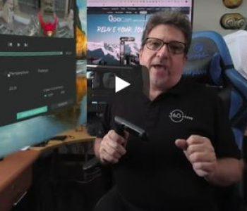 Adobe Premiere VR180 Tutorial- Kandao Qoocam