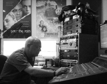 Hummie Mann In Studio_studentfilmmakers