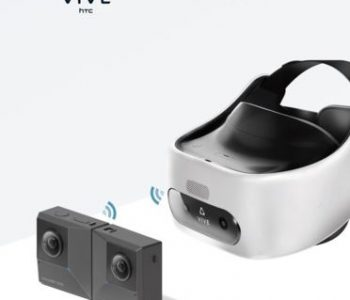 Insta360 EVO and HTC Focus Deliver Camera to Headset Connection