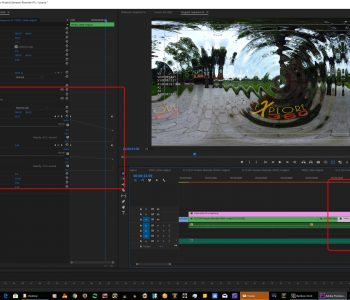 Al Caudullo shows how to Use Mettle MantraVR to make 360 video transitions in Premiere Pro CC 2018