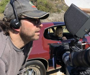 Shane with Camera