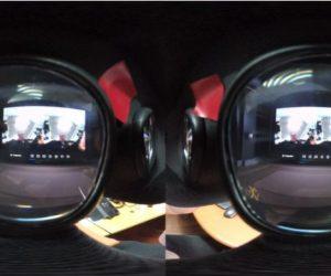 Watch Vuze XR Playback on Oculus Go via DLNA