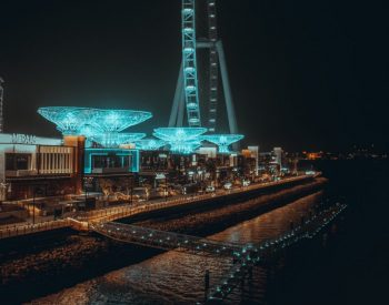 Winter Photo Contest - From Bluewaters Dubai