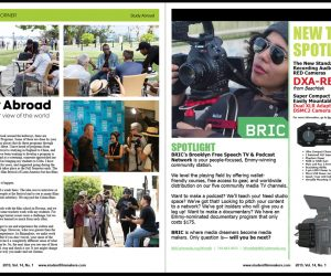 studentfilmmakers-magazine-clipping_beachtek-nab2019