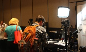 Tiffen at the 2016 UFVA Conference, Nevada - Photos Taken By StudentFilmmakers.com and StudentFilmmakers Magazine